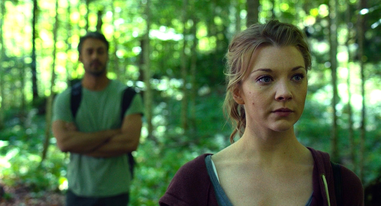 Bad Girls Die First: Horror Podcast - The Forest - Natalie Dormer