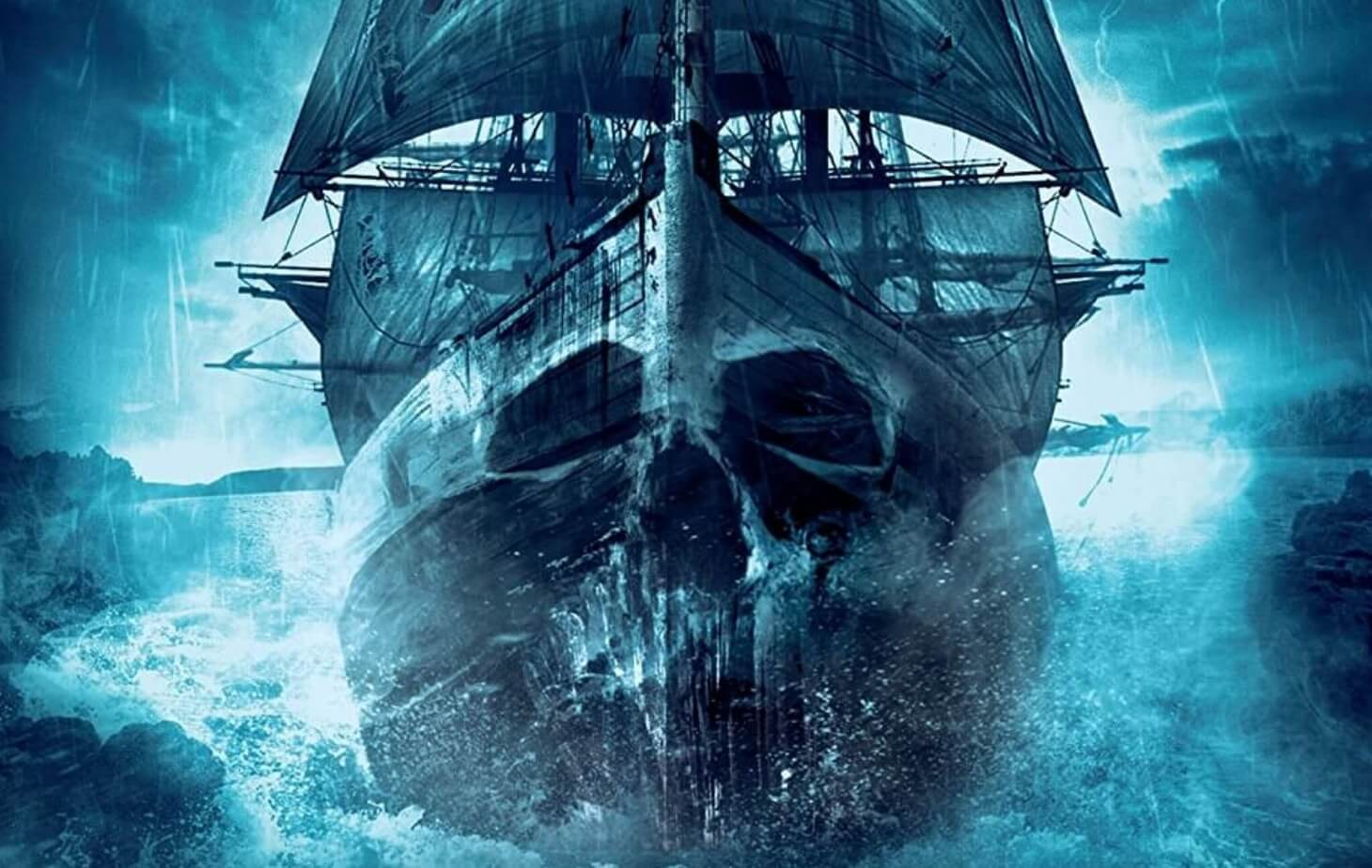 Bad Girls Die First: Horror Podcast - Ghost Ship