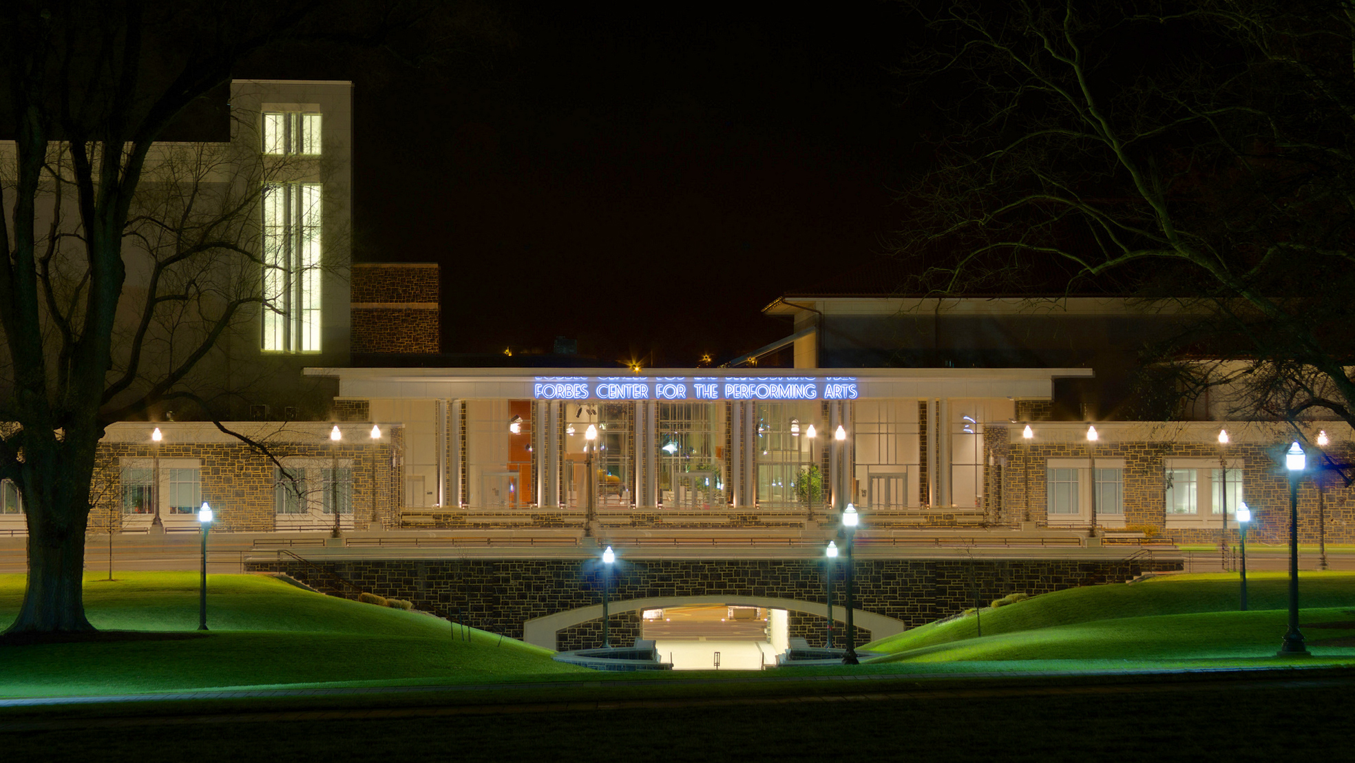 JMU Forbes Center