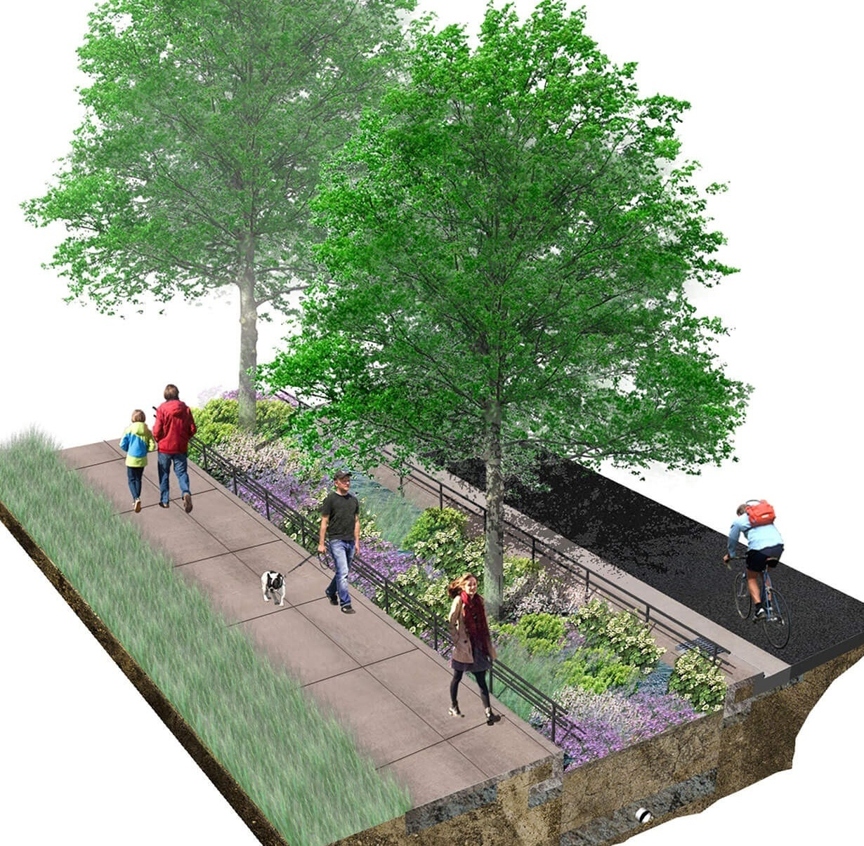 LeDroit Park Green Infrastructure