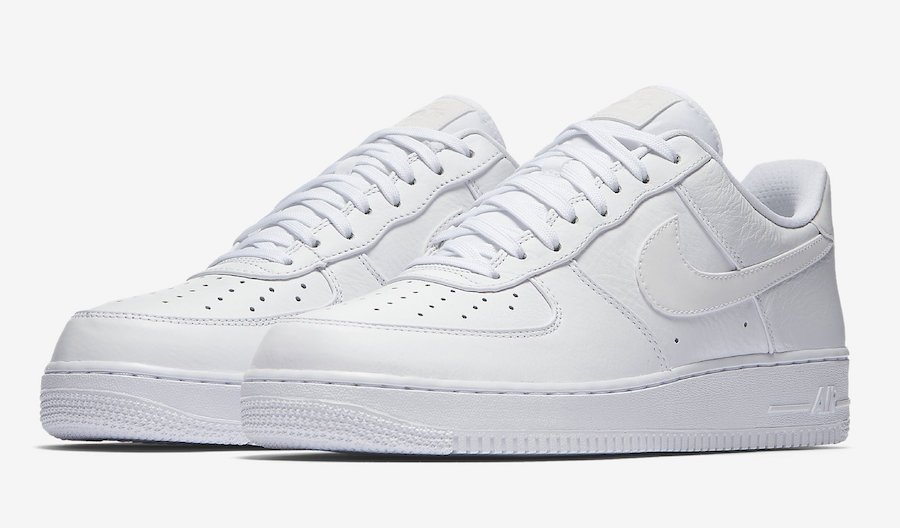 These classic Nike AF1s will never go out of style. These versatile kicks pair well with a sundress, cuffed jeans, or workout clothes.  $100