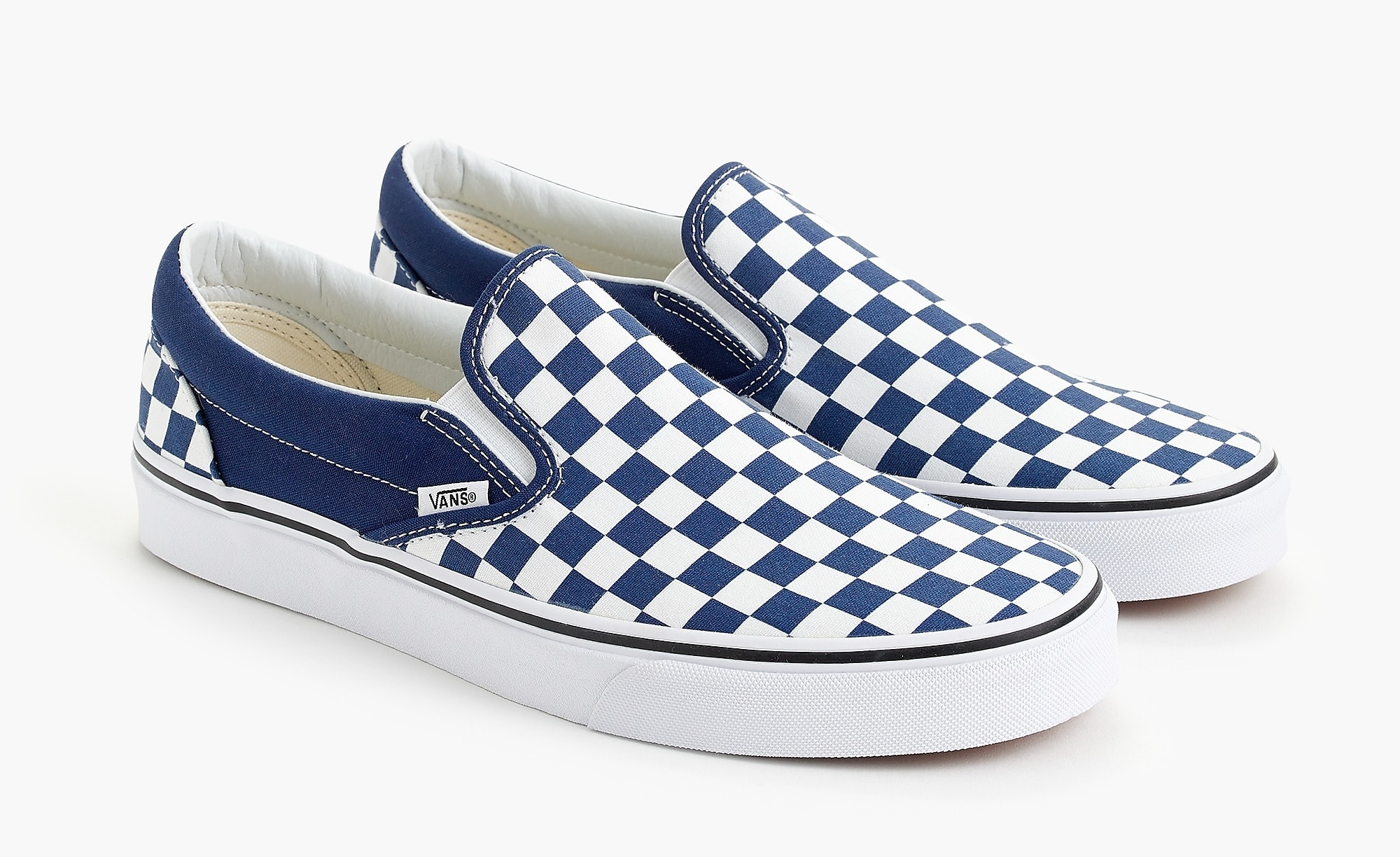 Vans are unisex, inexpensive, and comfortable- basically the perfect shoe.  $50