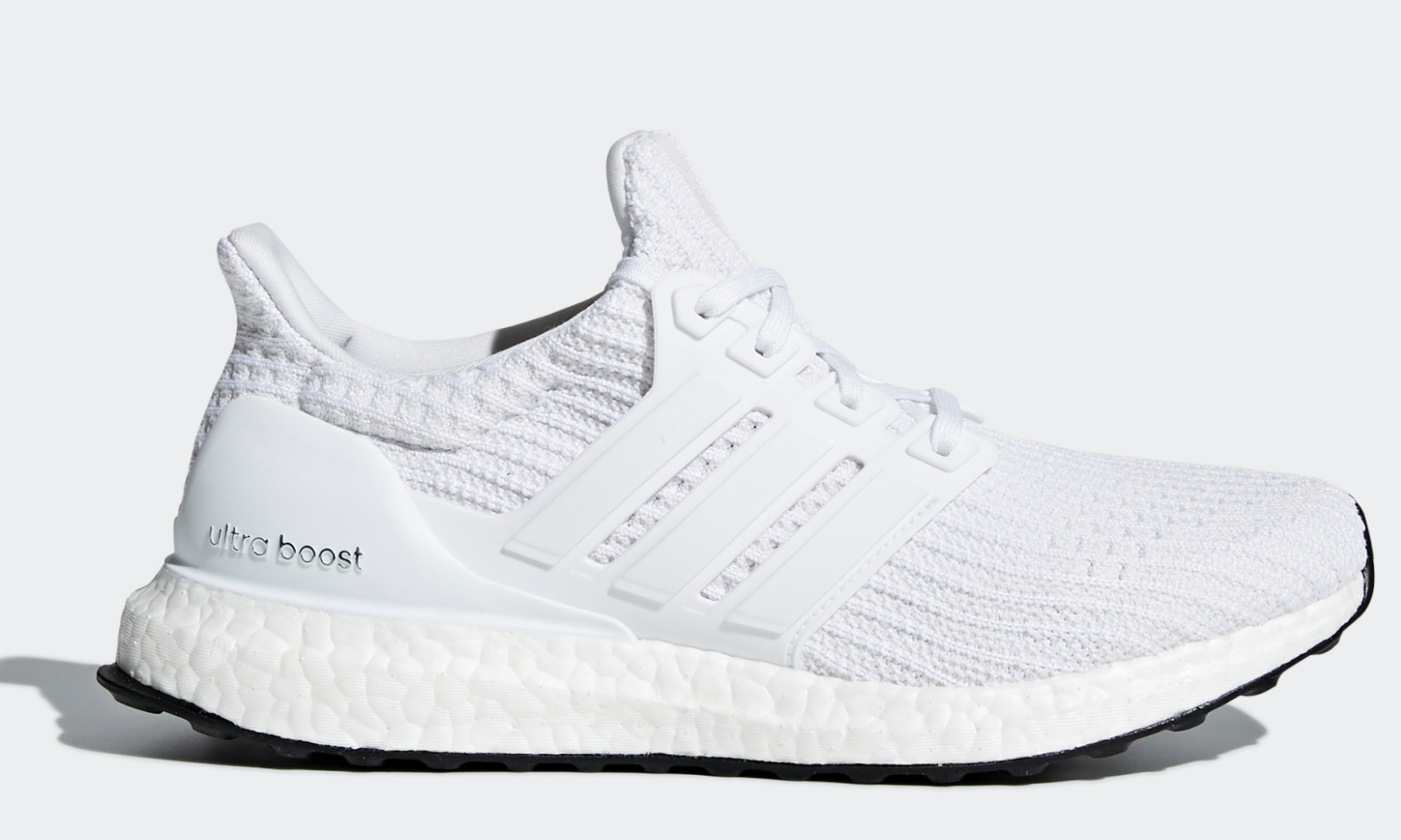 Adidas Ultraboosts are the perfect gym shoe, offering support and cushion for running. They're also really cute and will pull together any fit-fit.  $180
