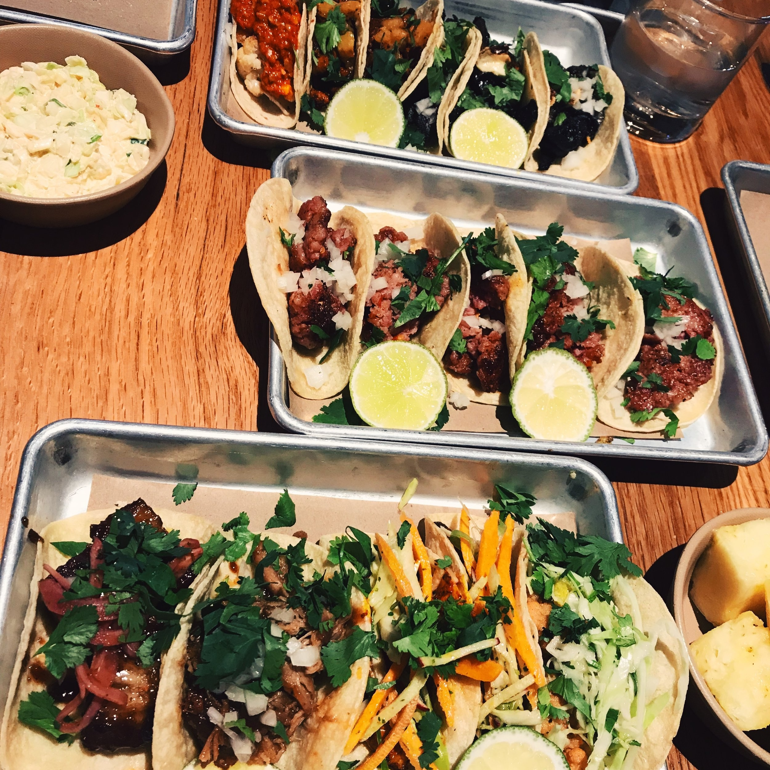 Tacos Please… - ELEANOR DAVIS