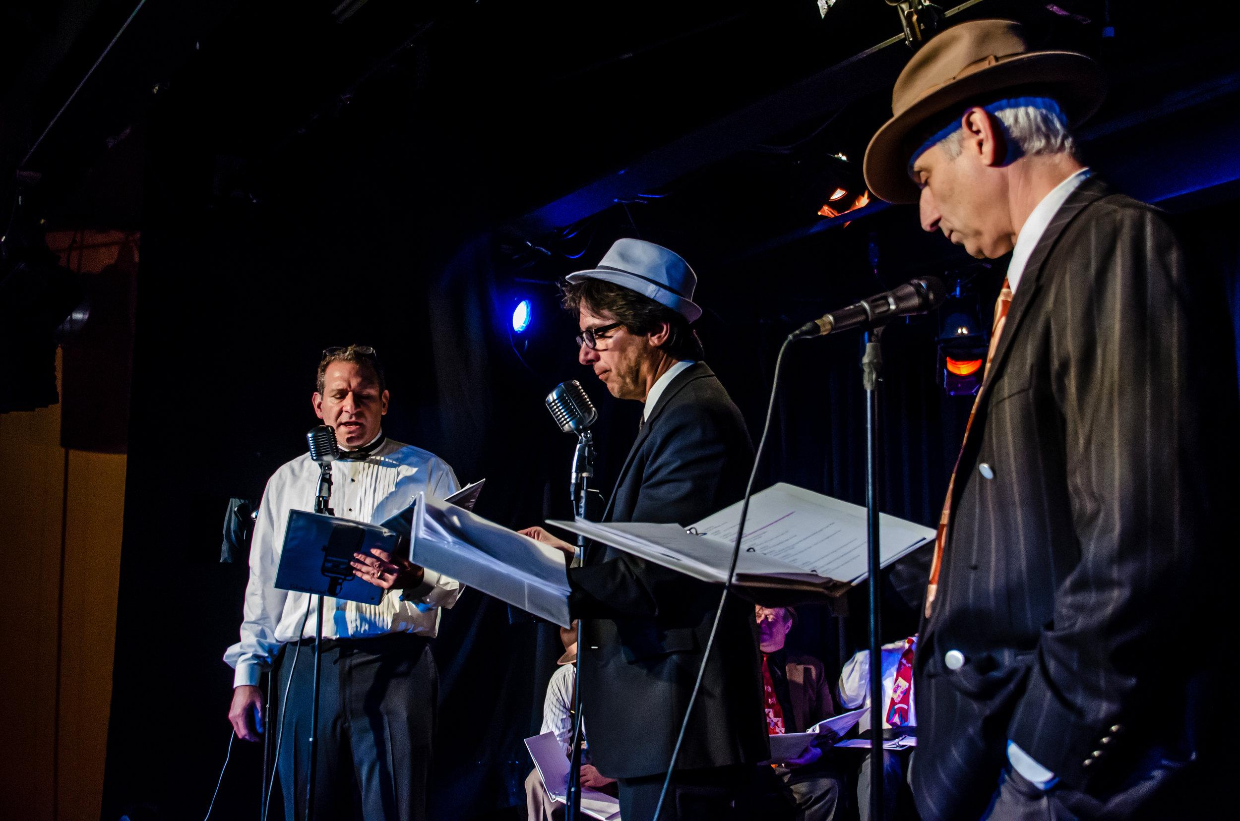 Emmy winner Ray Romano joins David Koff & Dan Kinsella on stage