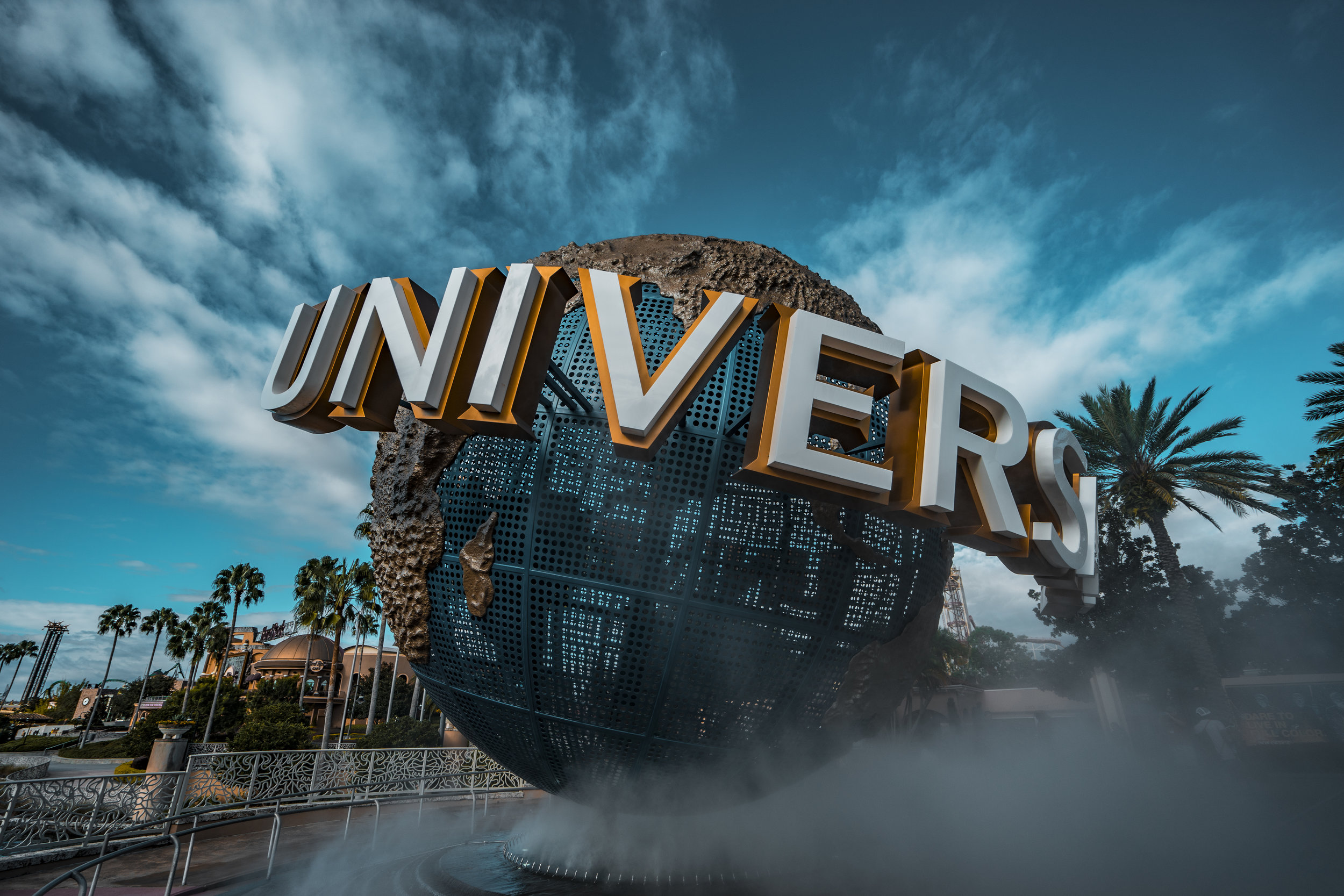 Universal Orlando Resort® - There is fun for the whole family with advanced attractions and experiences based around favorite movies and TV shows.  Experience Hogsmeade and Diagon Alley when you find yourself in The Wizarding World of Harry Potter.