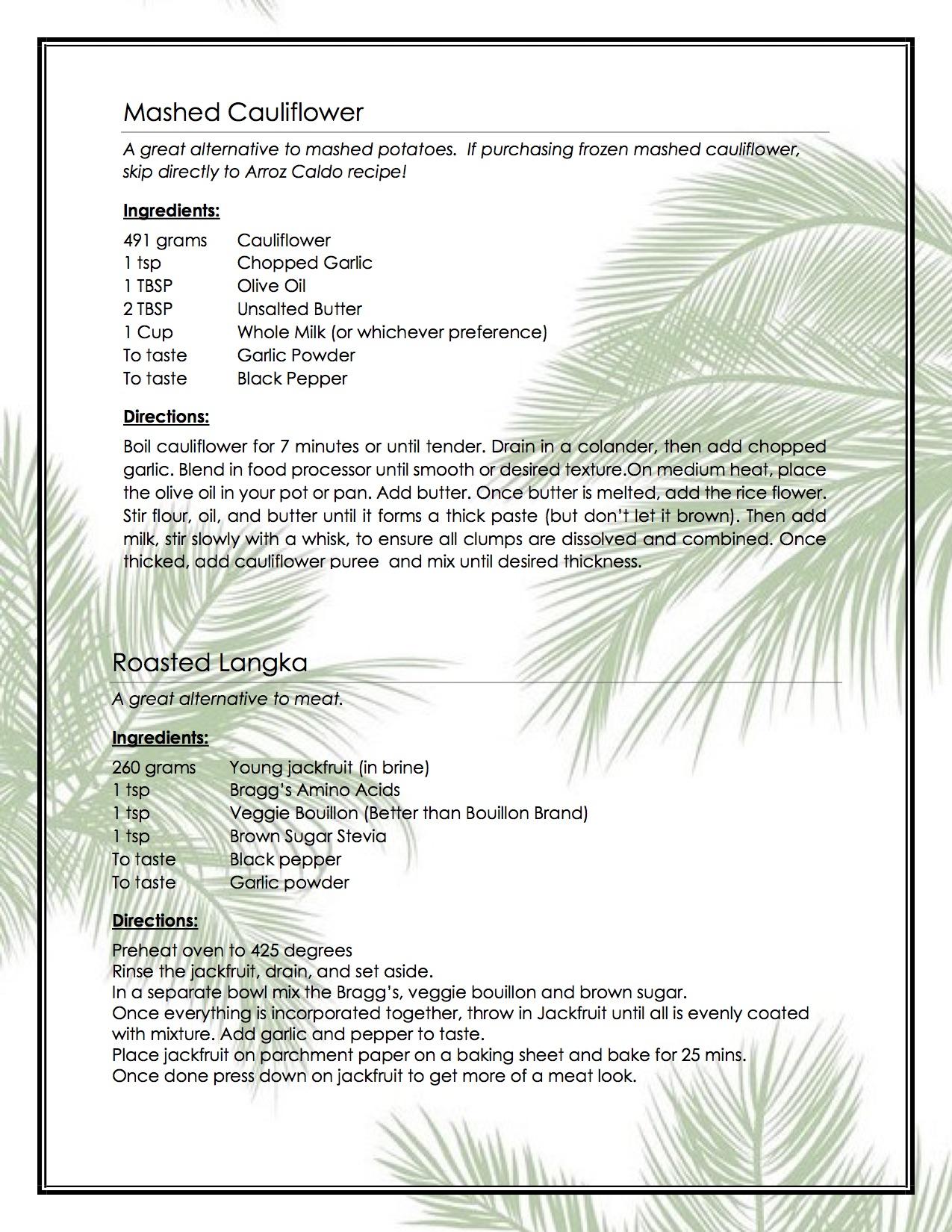 Bindlestiff Recipe - Cauli Rice Arroz Caldo.jpg