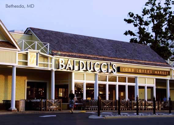 Balducci's Food Lover's Market in Bethesda, Maryland