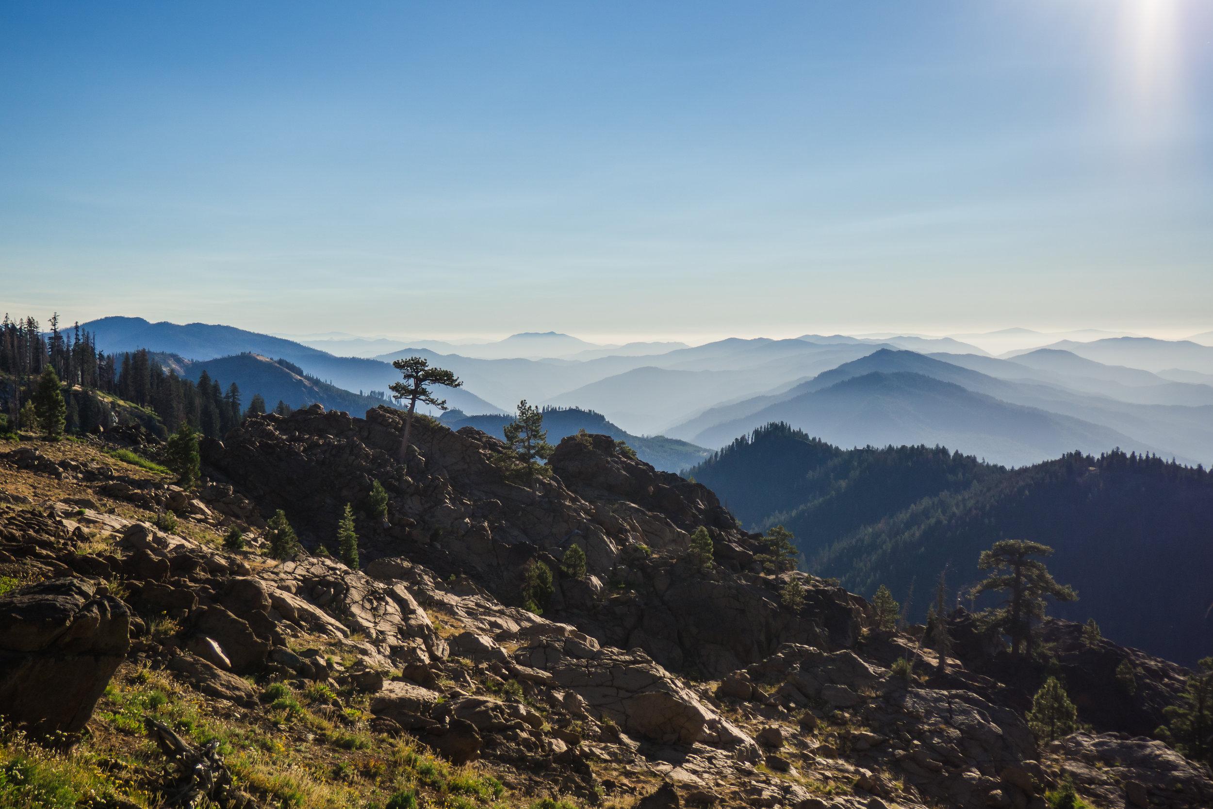 Northern California - Mile 1195-1689