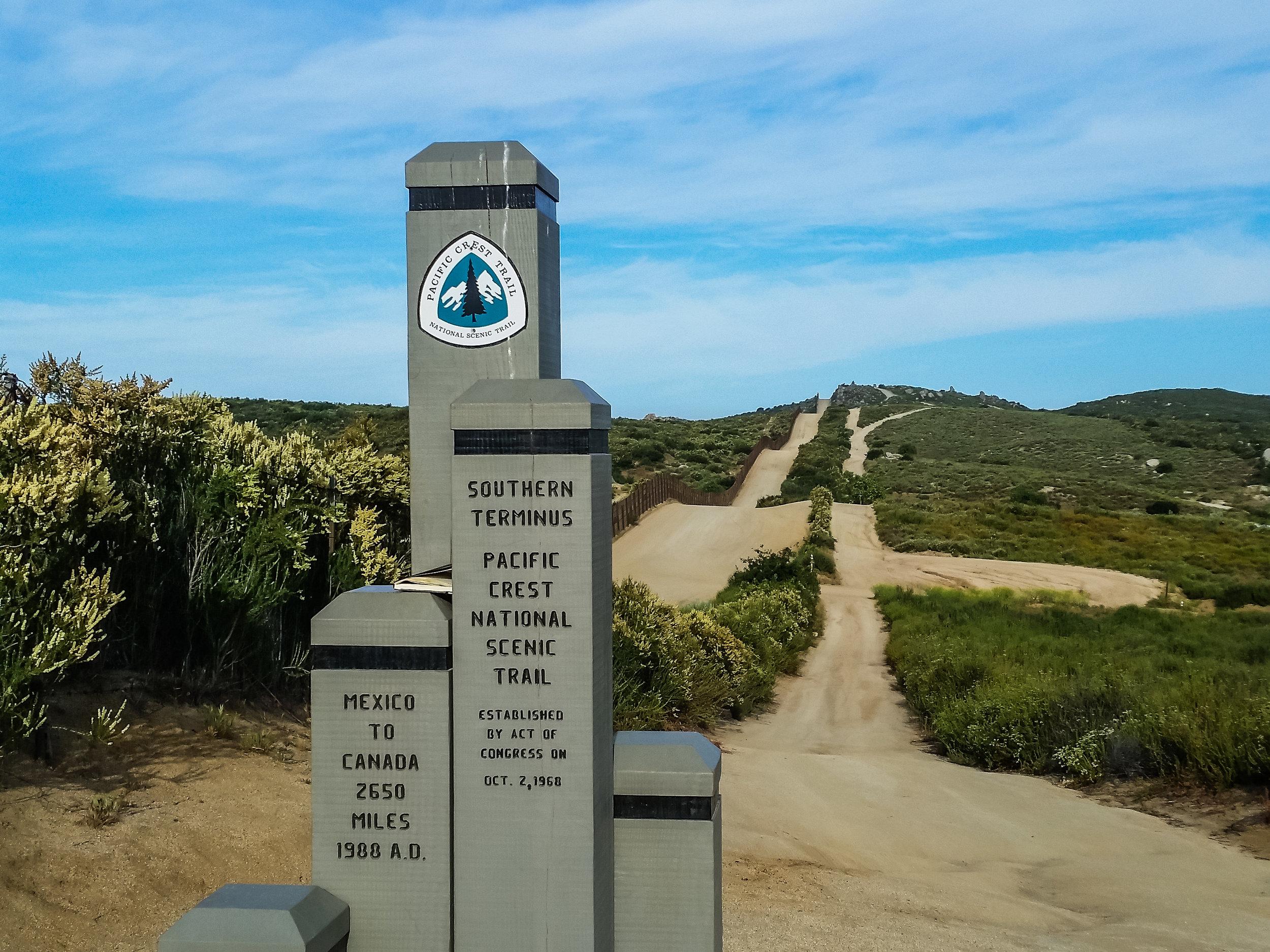 Southern California - Mile 0-701