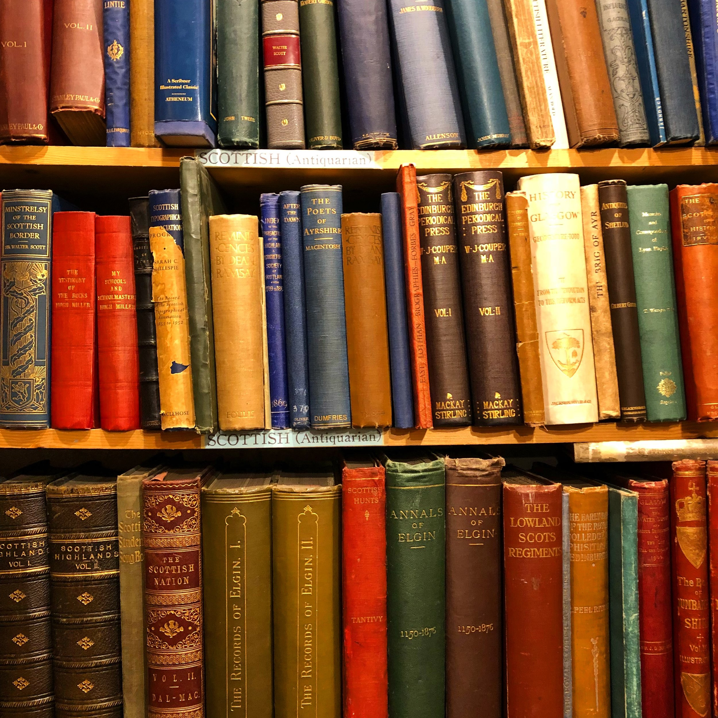 Armchair Books