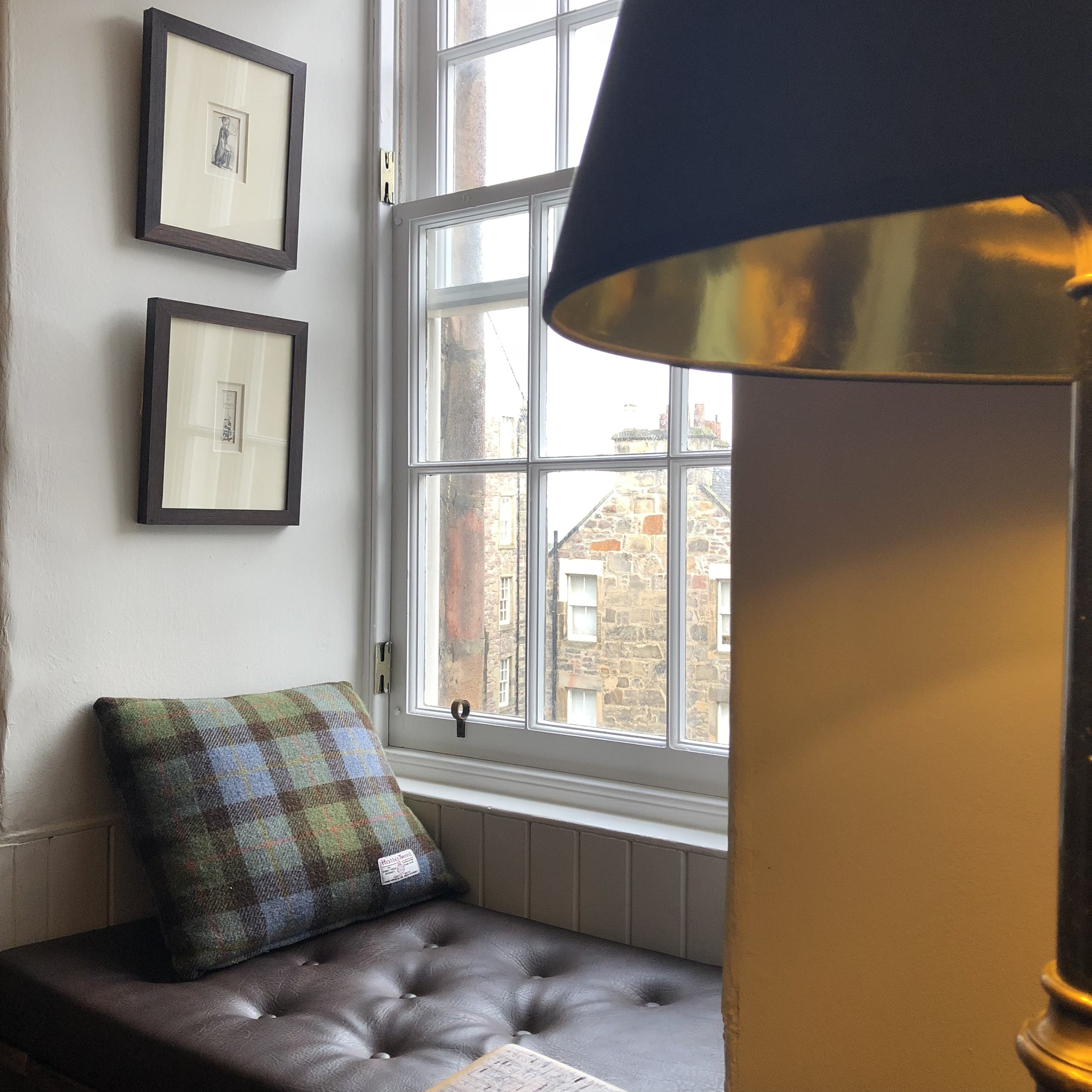 Apartment on the Royal Mile