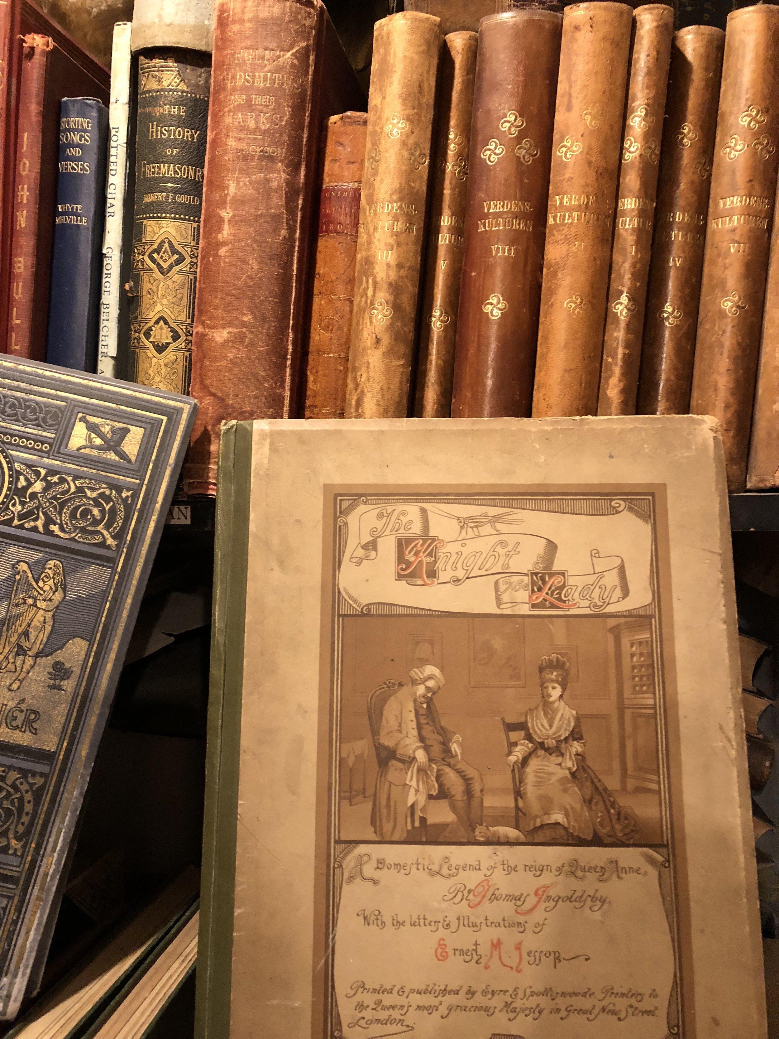 Armchair Bookshop Edinburgh