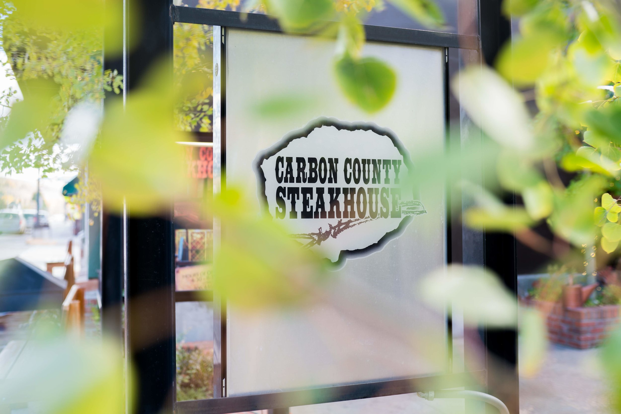 Carbon County Steak House - Open Nightly 4:30-8:30 p.m.406-446-4025