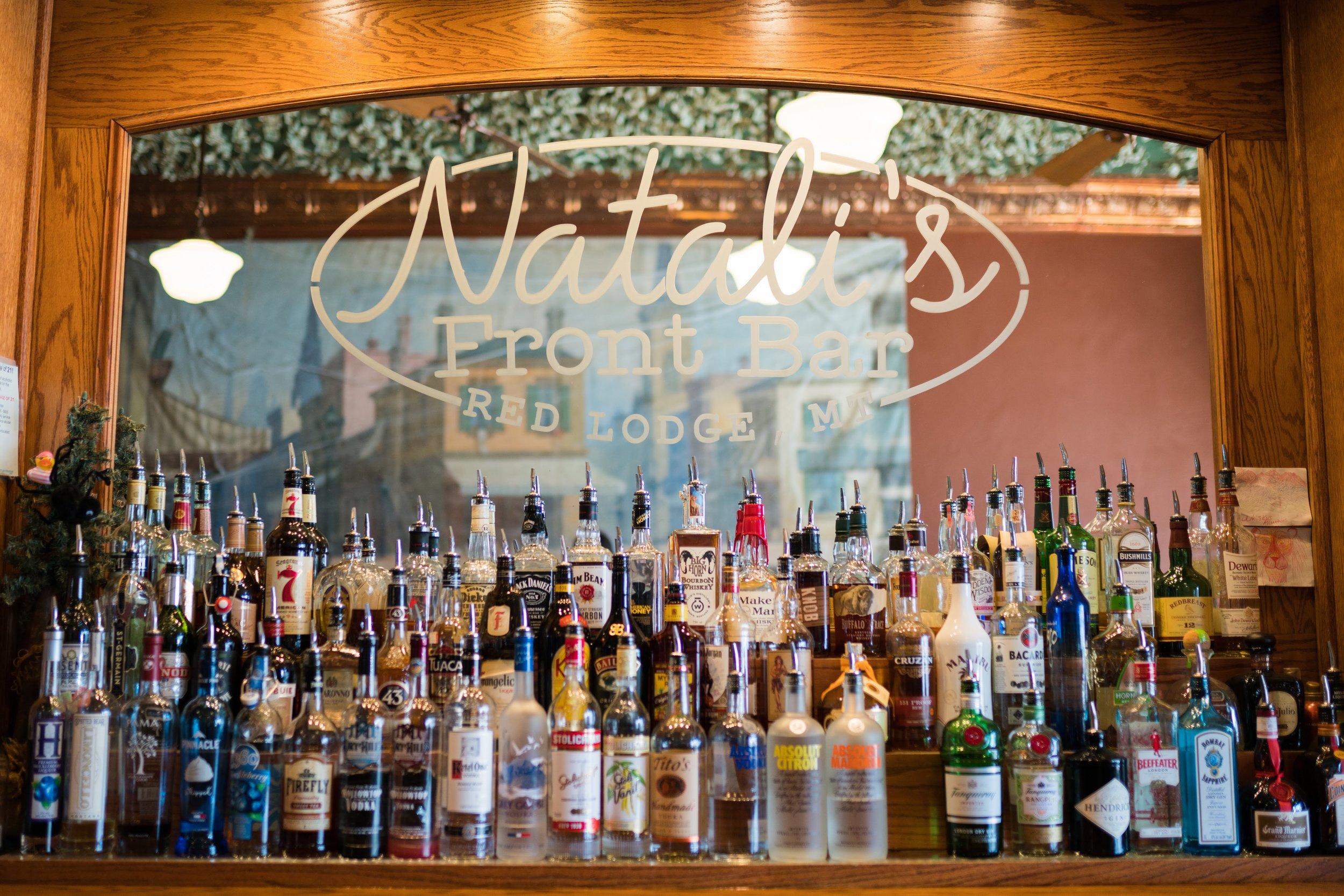 - Natali's Front Bar