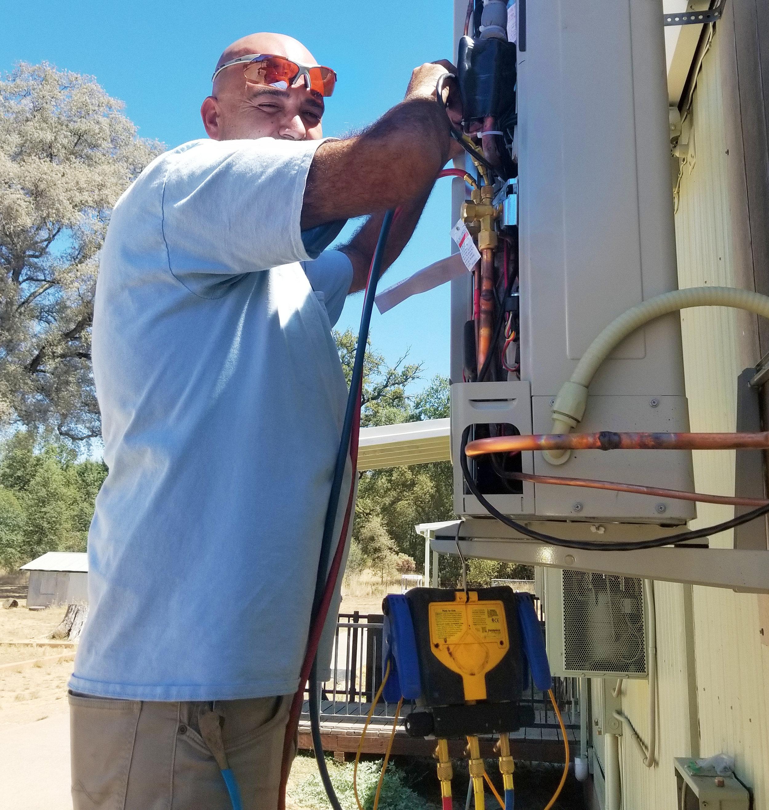 HVAC Service Calls