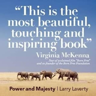 My book,  Power and Majesty,  a collection of photos and facts about Africa's endangered elephants will be released tomorrow,  May 28th, on Amazon,  Barnes & Noble,  and other book sources.