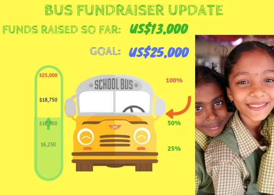 Provide a Safer Mode of Transport - For Our Green Sakthi Children