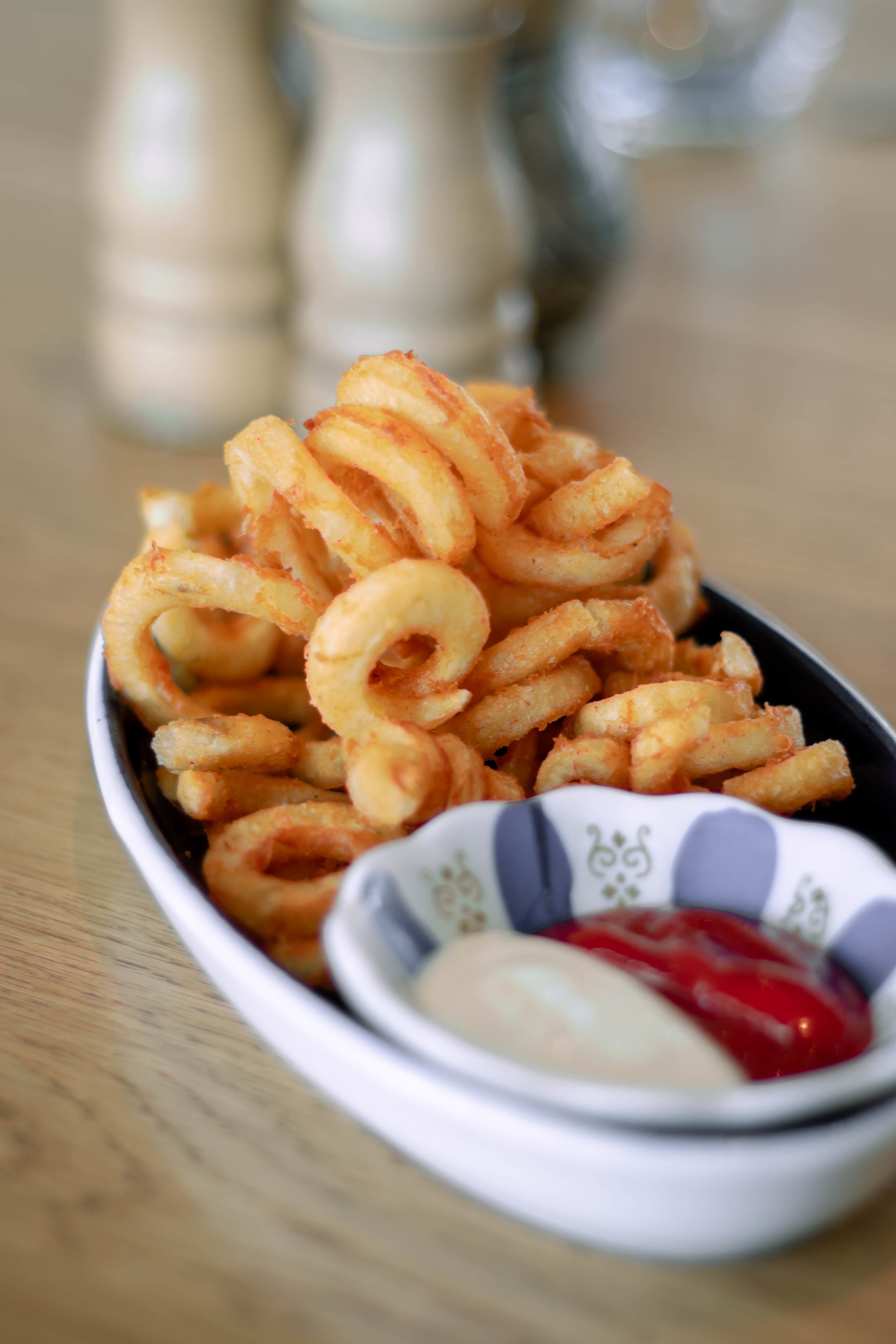 Curly Fries -