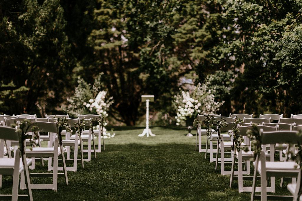 Hopewood House - Weddings - Constance & Nick - Shot 3 - Garden Lawn Ceremony.jpg