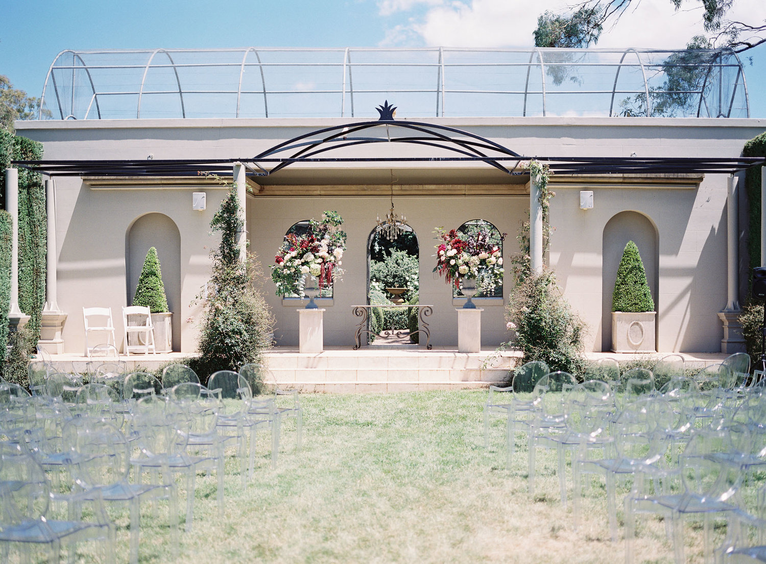 Hopewood House - Kylie & Gabriel - Wedding Day Gallery - Bowral Southern Highlands - ceremony and reception - shot 5 - The Outdoor Chapel Avairy & Bridal Lawn - Ceremony .jpeg