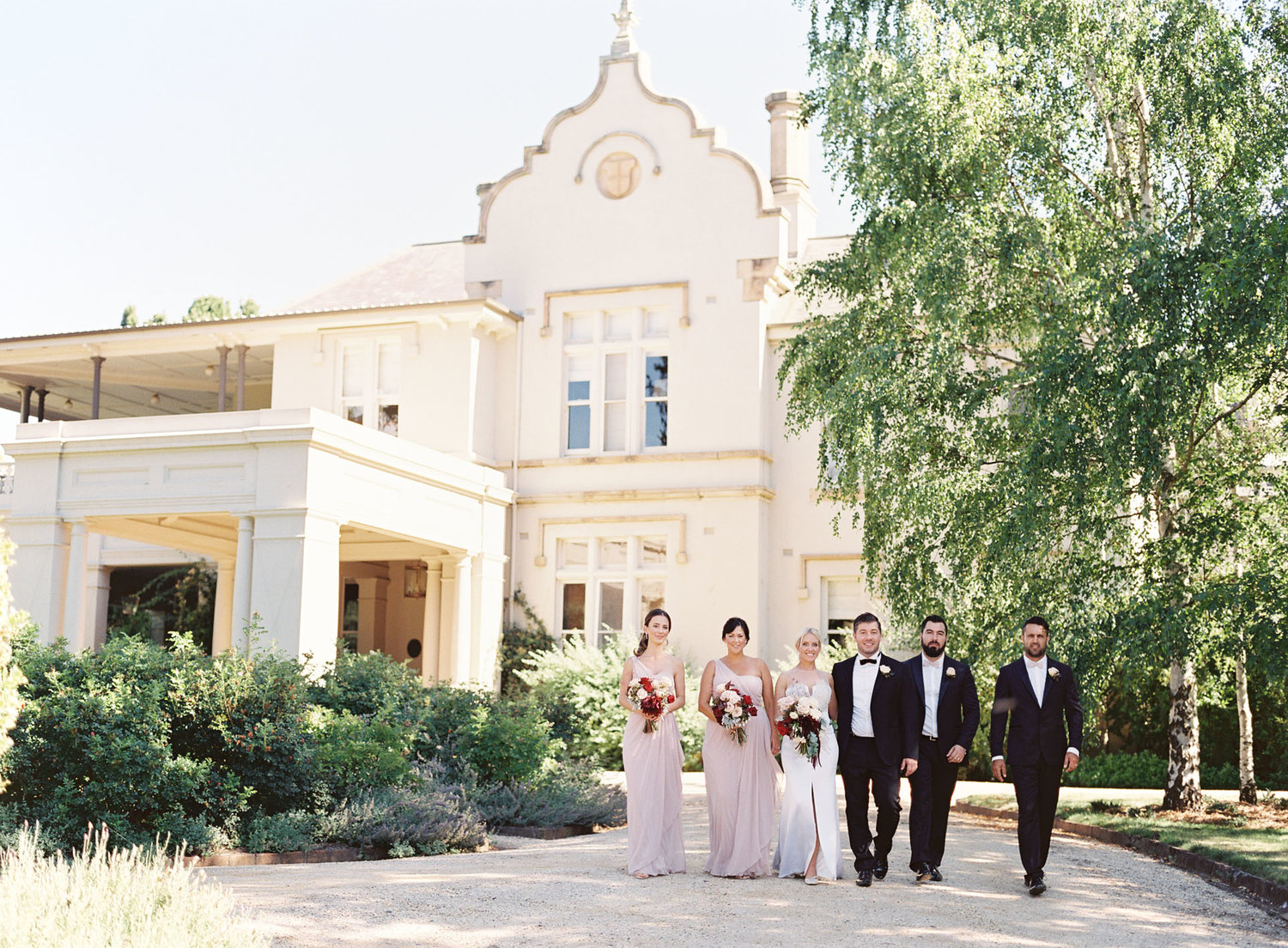 Hopewood House - Kylie & Gabriel - Wedding Day Gallery - Bowral Southern Highlands - ceremony and reception - shot 8 - Guests at the residence.jpeg