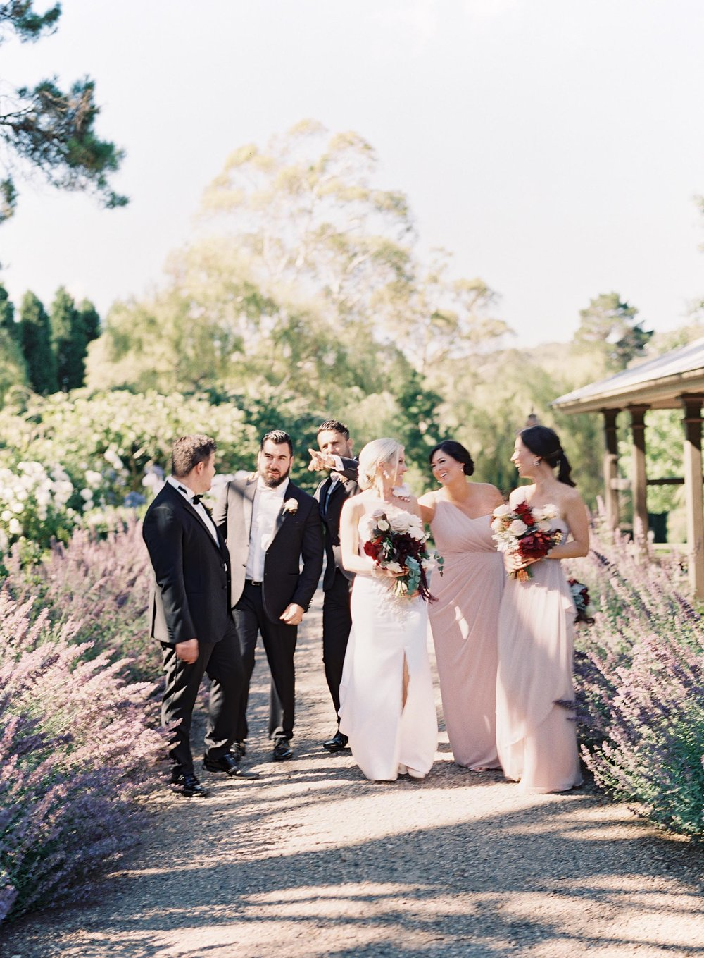 Hopewood House - Kylie & Gabriel - Wedding Day Gallery - Bowral Southern Highlands - ceremony and reception - shot 9 - Guests in the Garden.jpeg