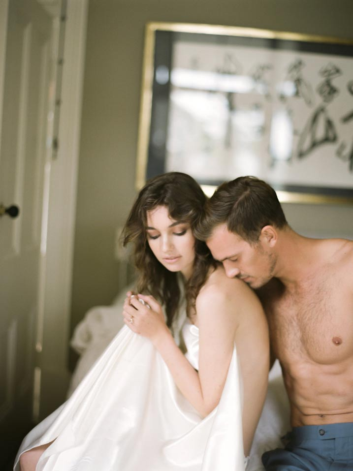 An Intimate and Romantic Rainy Day Wedding - Photographer - Amelia Soegijono Photography & Friends - Photography Shoot - Shot - Couple Residence.jpg