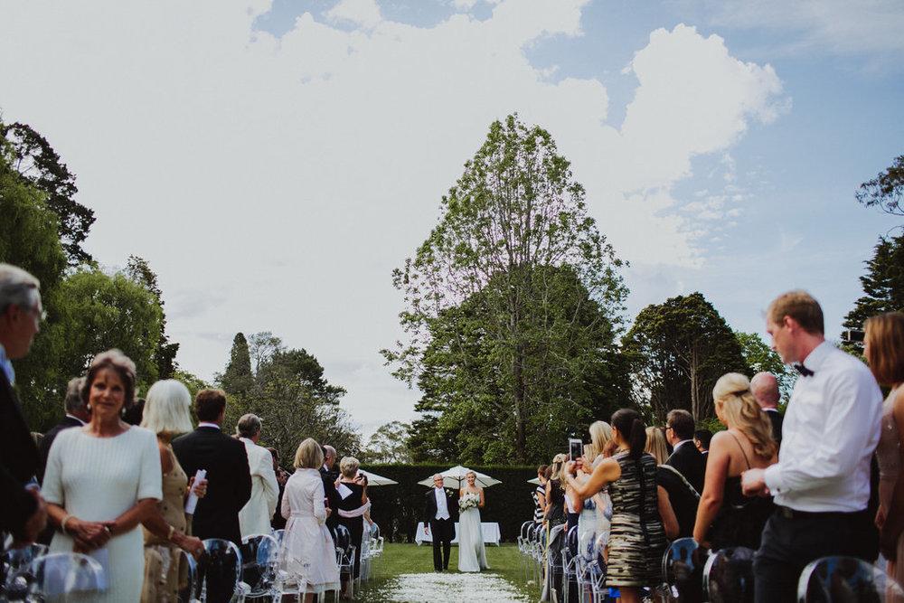 Hopewood House - Wedding Day Gallery - Courtney & Nick - Ceremony - the walk.jpeg