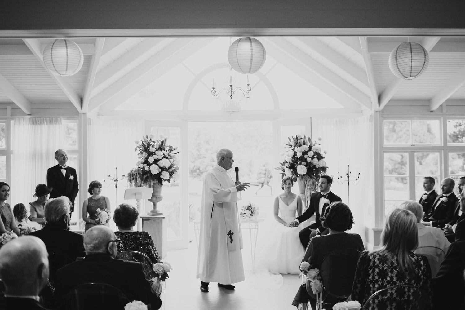 Justin Aaron Photography - Elizabeth & Damien  - Hopewood House - Wedding Gallery - Pavilion Downstairs Ballroom - Indoor Chapel - Ceremony Couple.jpeg