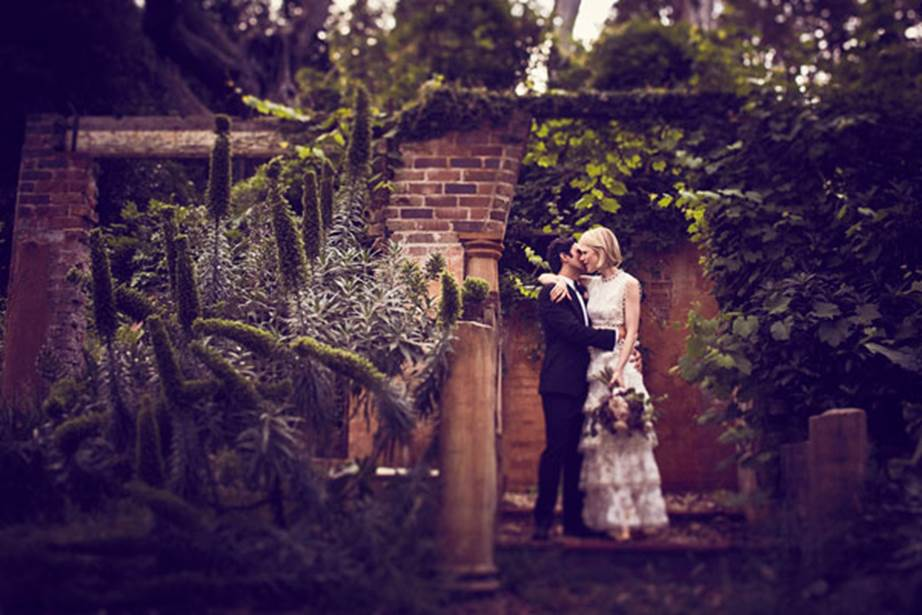 Hopewood House - Weddings  - Harpers Bazaar - Woodland Wedding in the Souther Highlands - Alyssa and Adriano -  Ruins.jpg