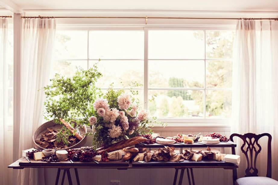 Hopewood House - Weddings  - Harpers Bazaar - Woodland Wedding in the Souther Highlands - Alyssa and Adriano - Cheese Board.jpg
