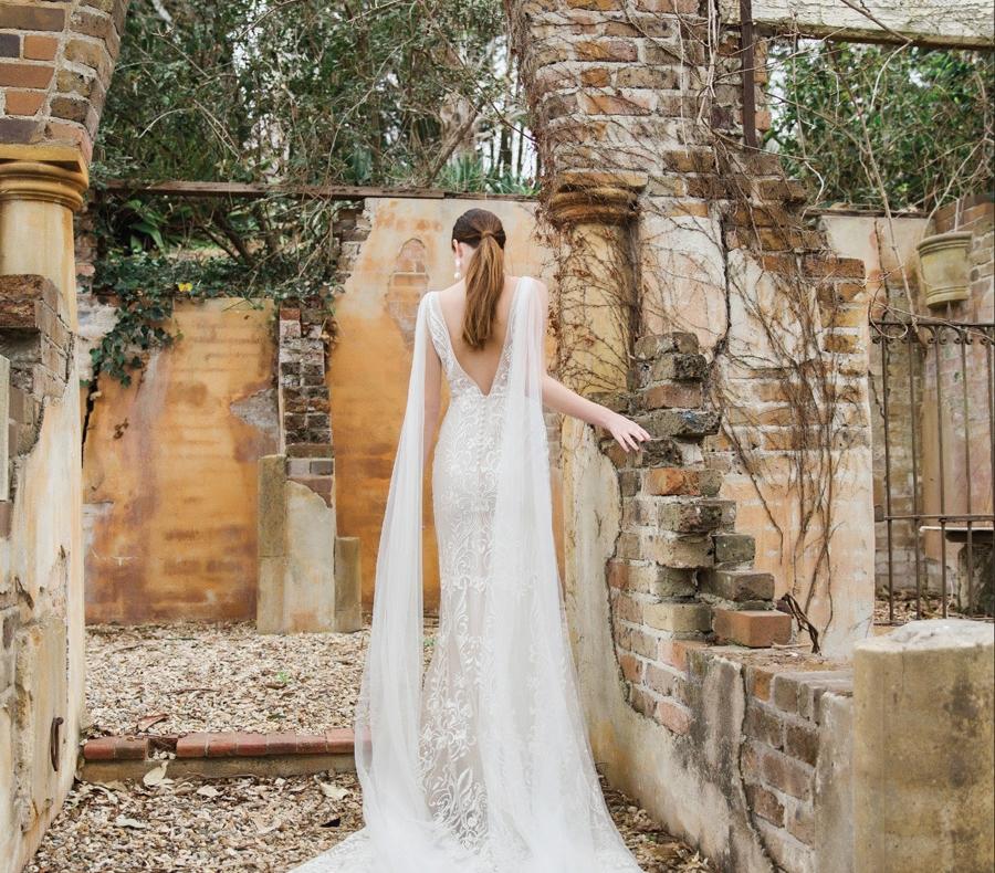 Nature's embrace - white magazine - Amelia Soegijono
