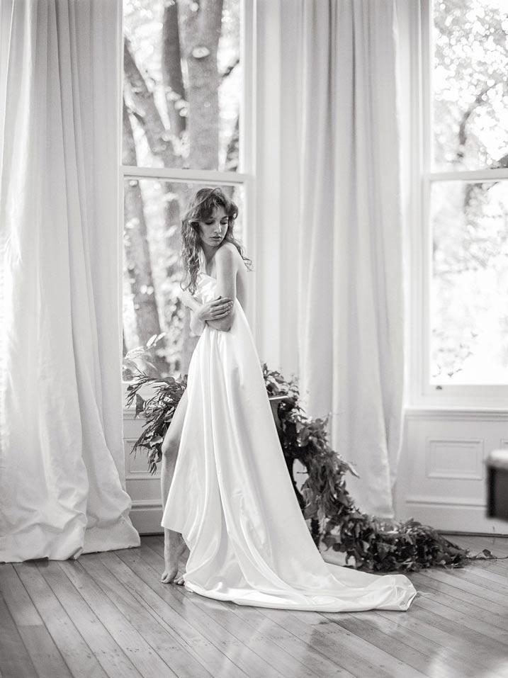 An Intimate and Romantic Rainy Day Wedding - Photographer - Amelia Soegijono Photography & Friends - Photography Shoot - Shot  - Inside the Residence.jpg