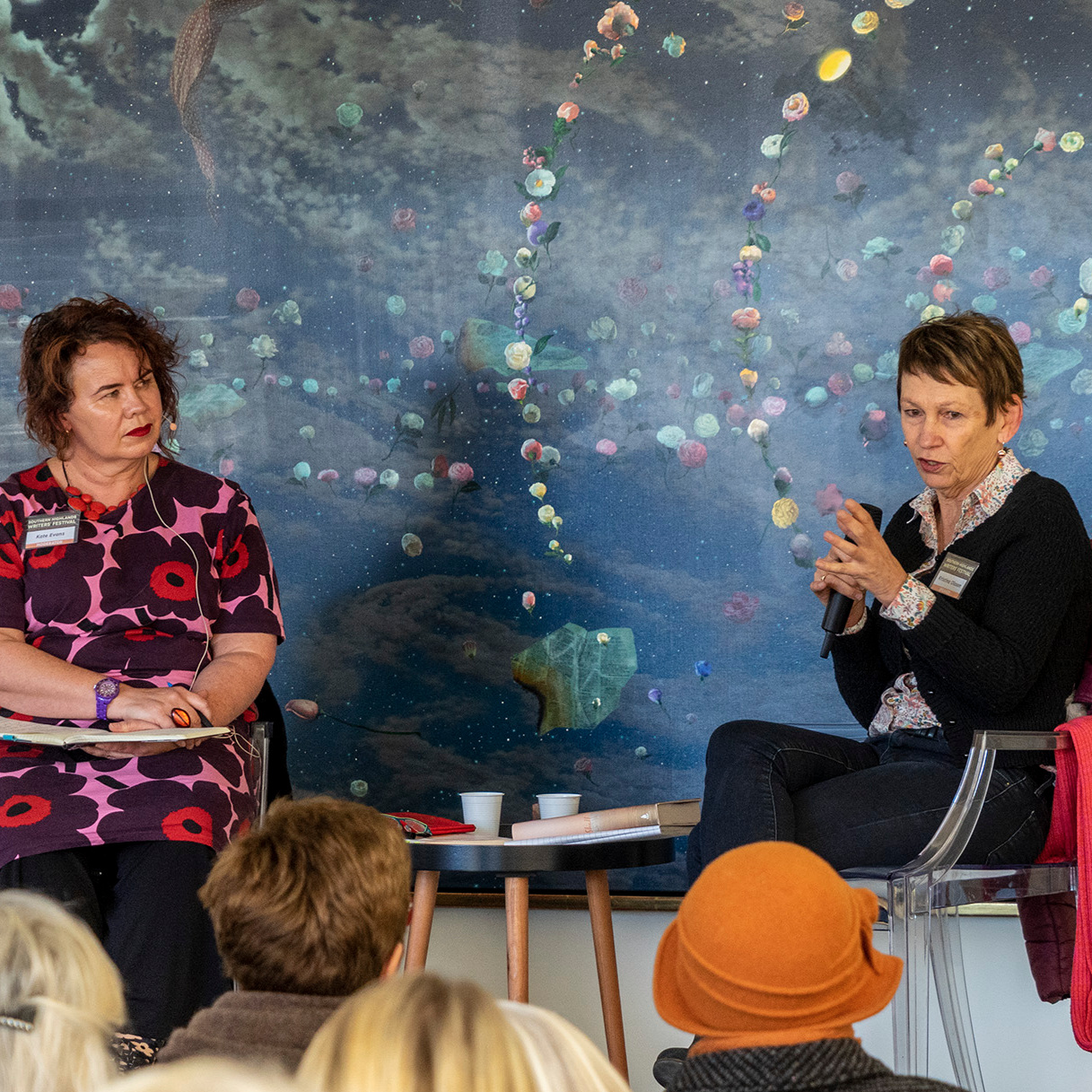 SHWF'19 - SOUTHERN HIGHLANDS WRITERS FESTIVAL 2019HOSTED IN THE PAVILION AT HOPEWOOD HOUSE20th JULY 2019 | PAST EVENT