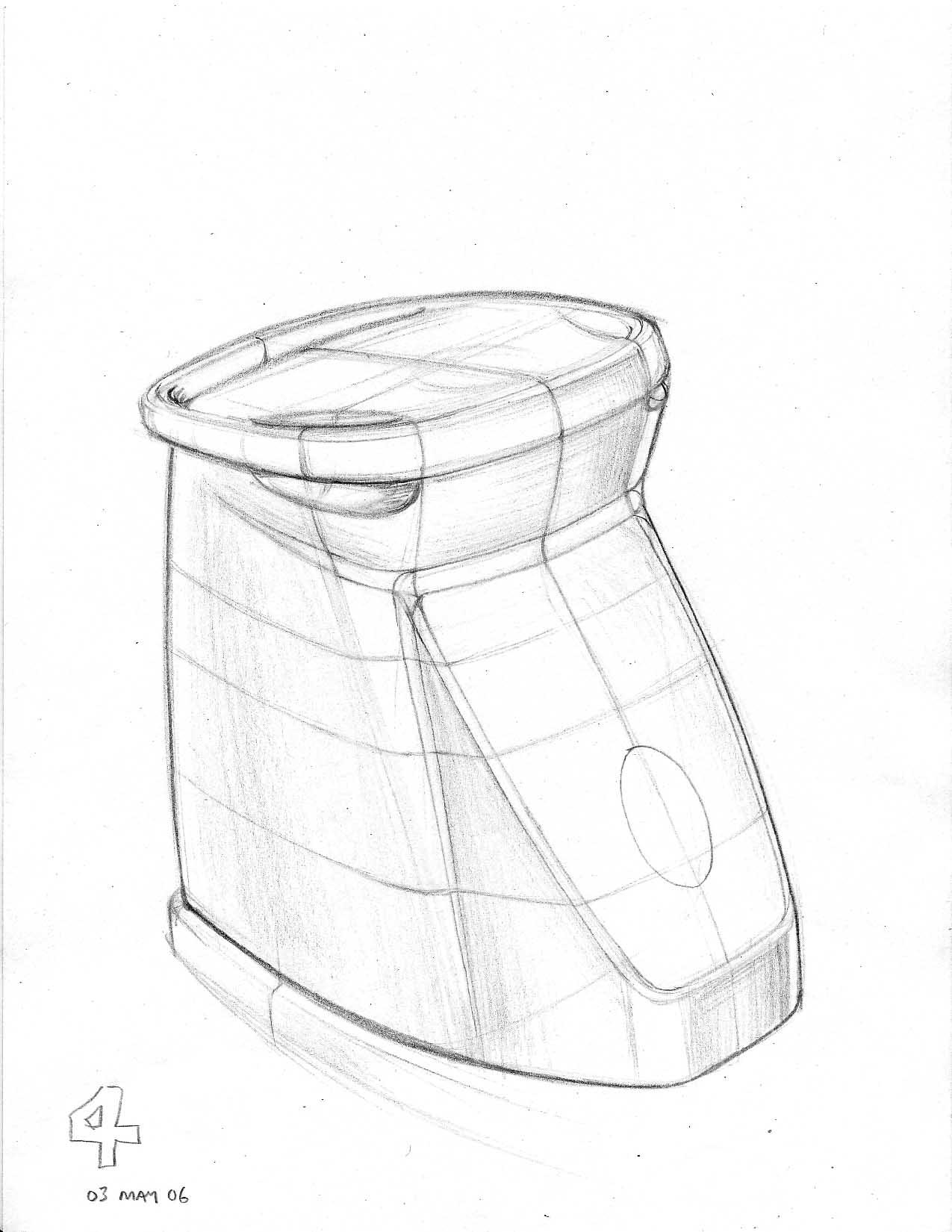 Cart, Hickey, sketch4, 03May06.JPG