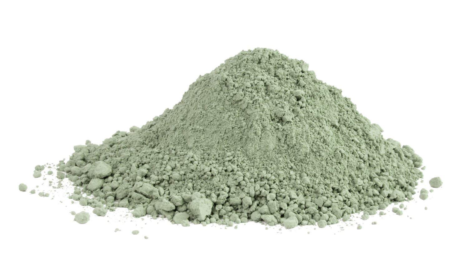 French Green Clay - French green clay has high absorbent properties. It removes impurities, tightens the pores, tones & exfoliates the skin.Good for acne, scars and rashes.
