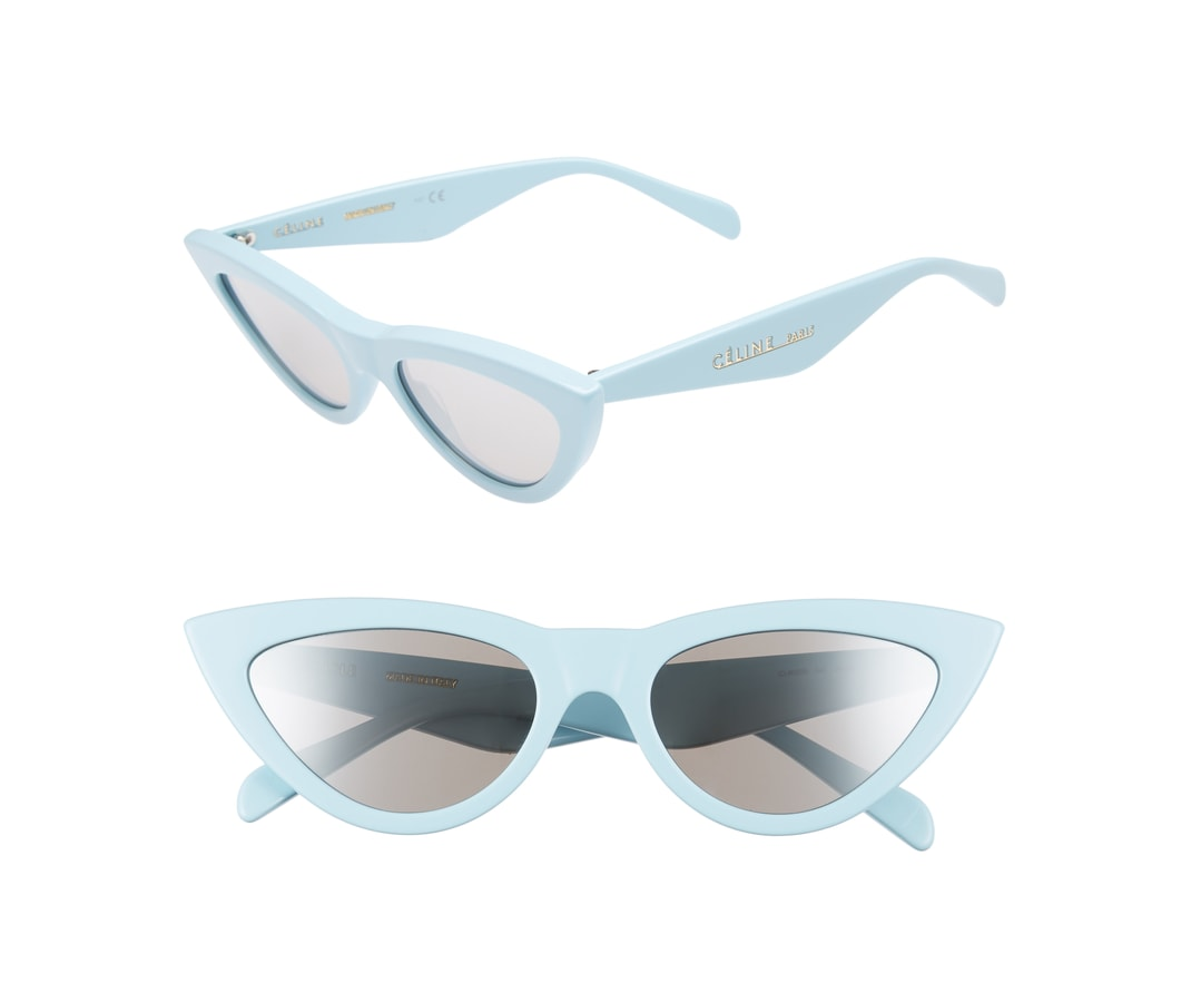 Céline Sunglasses - No, I cannot afford these *cries*, but I love them so much I wanted to give them their own special moment.
