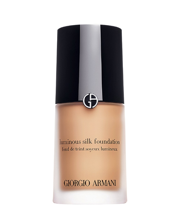 Giorgio Armani Luminous Silk Foundation - Once the seasons change, I switch from tinted moisturizer to foundation! This is something I only started last fall/winter because I want that extra coverage since I am getting less sun in the fall. I also feel like my skin looks less vibrant and making that switch to foundation helps bring the life/flush of color back into my face! I watched Lucy Hale's everyday makeup essentials video last year and she uses this foundation and I'm obsessed with her. (One time I saw Cady Heron wearing army pants and flip flops. So I bought army pants and flip flops).