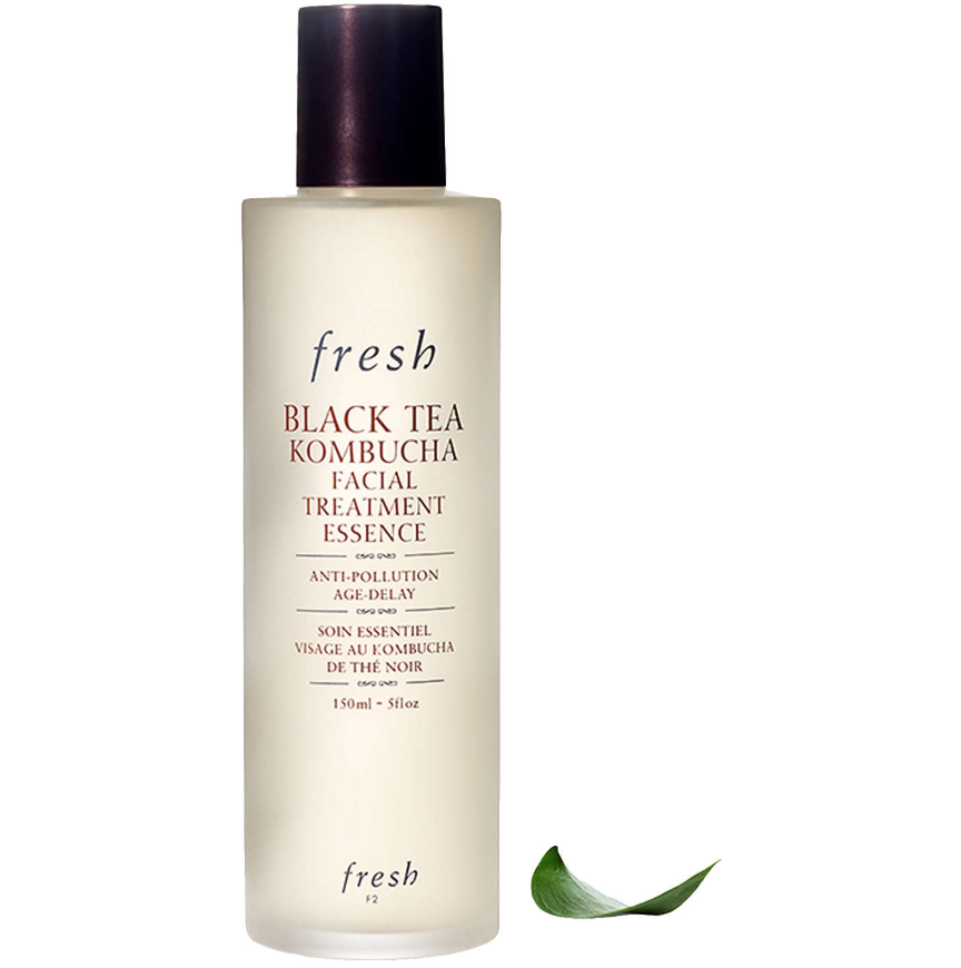 Fresh Black Tea Kombucha Facial Essence - I have seen so many YouTubers rave about this and I personally love facial products like this (like rose water, micellar water, facial sprays!). What this product claims it does is provide anti-pollution & antioxidant protection, increase skin's luminosity, refines the appearance of pores, improves elasticity, smooths skin's texture, boosts skin's healthy tone, provides 24-hour moisture, and is powered by kombucha. So what I'm hearing is that it's a genie in a bottle.