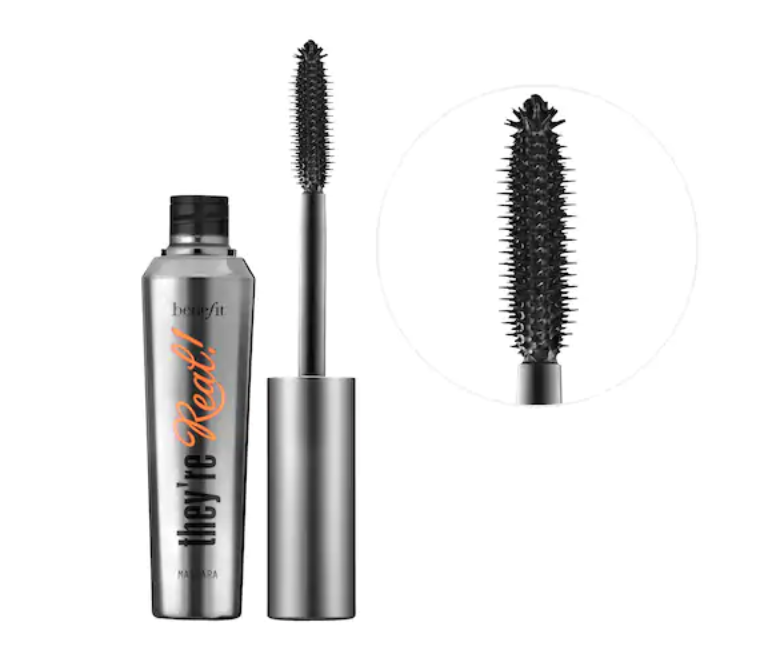Benefit They're Real Mascara - Pricey to spend $25 on a tube of mascara every time you run out in my opinion, but this is a fun gift for anyone!