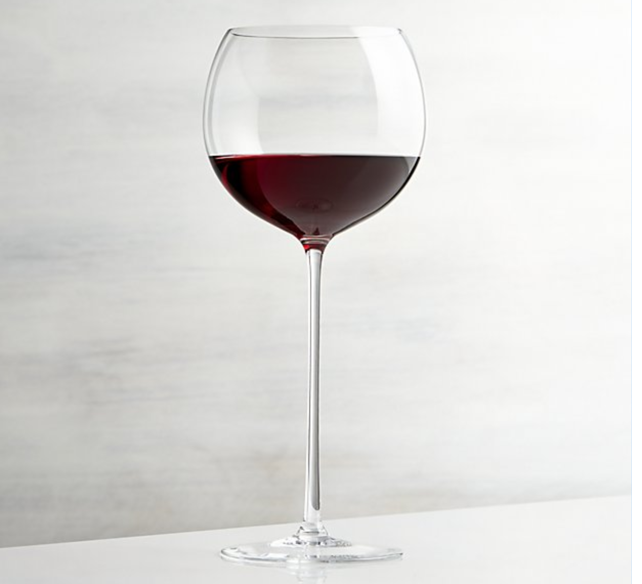 Camille Long Stem Red Wine Glass - The Olivia Pope wine glass! Elegant and timeless.