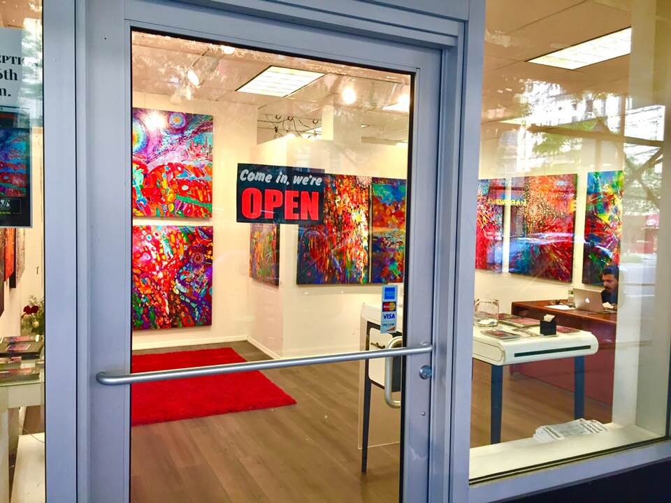 - Our spacious fine art gallery is located in Upper West Side. Rentals include a ground floor of sunlit space to set up our state-of-the-art exhibitions. Our space is perfect for art shows, corporate events, pop up shops, and cultural events. Features: - Clean contemporary design - Private Access by request - Restrooms - Conference Tables - Chairs - Near Public Transportation -