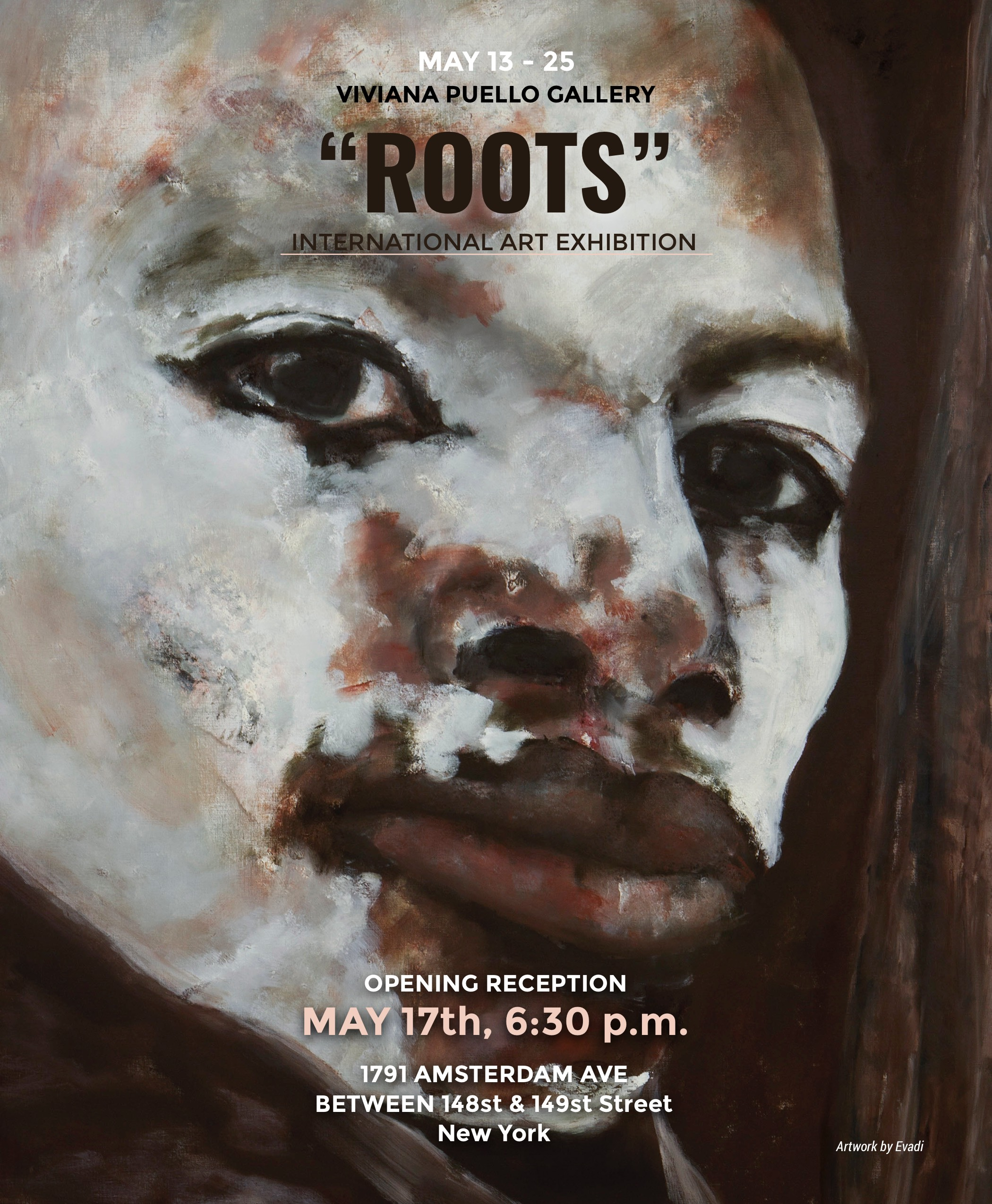 """Roots"" - International Art Exhibition"