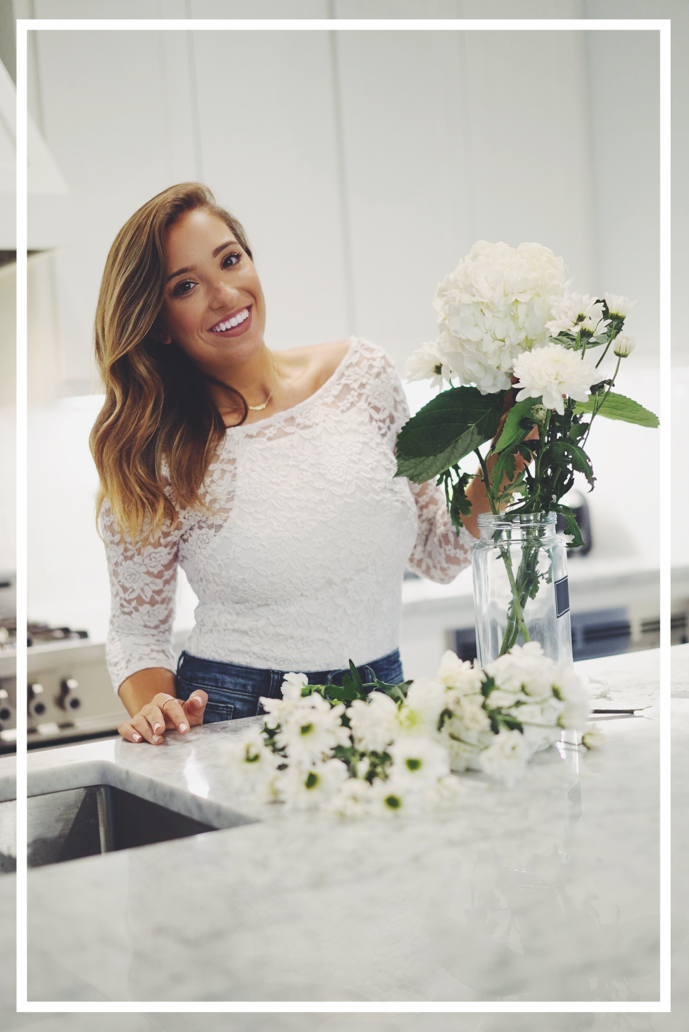 Hi! I'm Stefany. - I'm so glad you are here! This is a place that will hopefully leave you with some lifestyle inspiration to help you live your happiest, healthiest, best life! Here, you'll find a little bit of everything - my cookbook, health & wellness, gift guides, travel guides, workouts, home decor & more! I'm all about enjoyinglife - every little pretty inch of it.I have a background in social media & marketing - which is probably wear my creativity & love for creating comes from! I'm also a certified personal trainer, and have a huge passion for living an active, healthy lifestyle. If I'm not in kitchen or gym - you'll most likely find me in Home Goods! (I'm serious) I'm all about making life