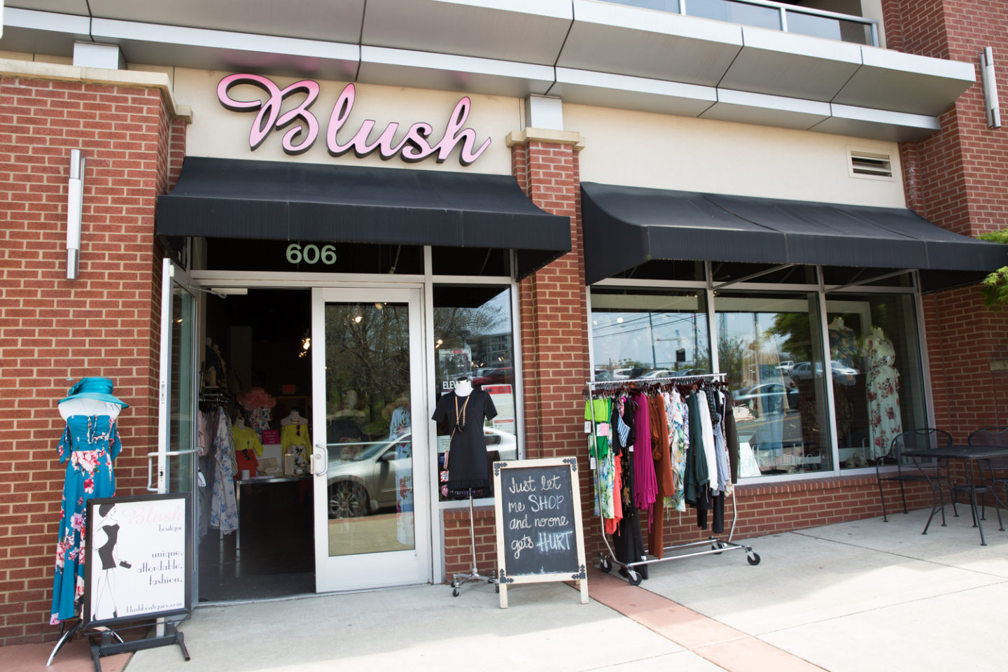 Blush Boutique in The Gulch