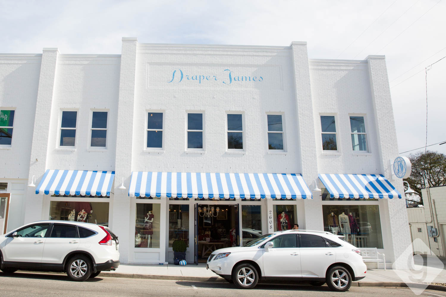 Draper James in 12 South  (Reese Witherspoon's Store!)