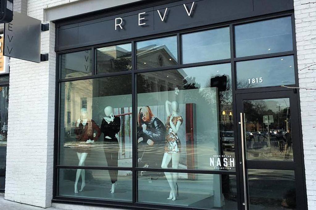 REVV Boutique in Hillsboro Village