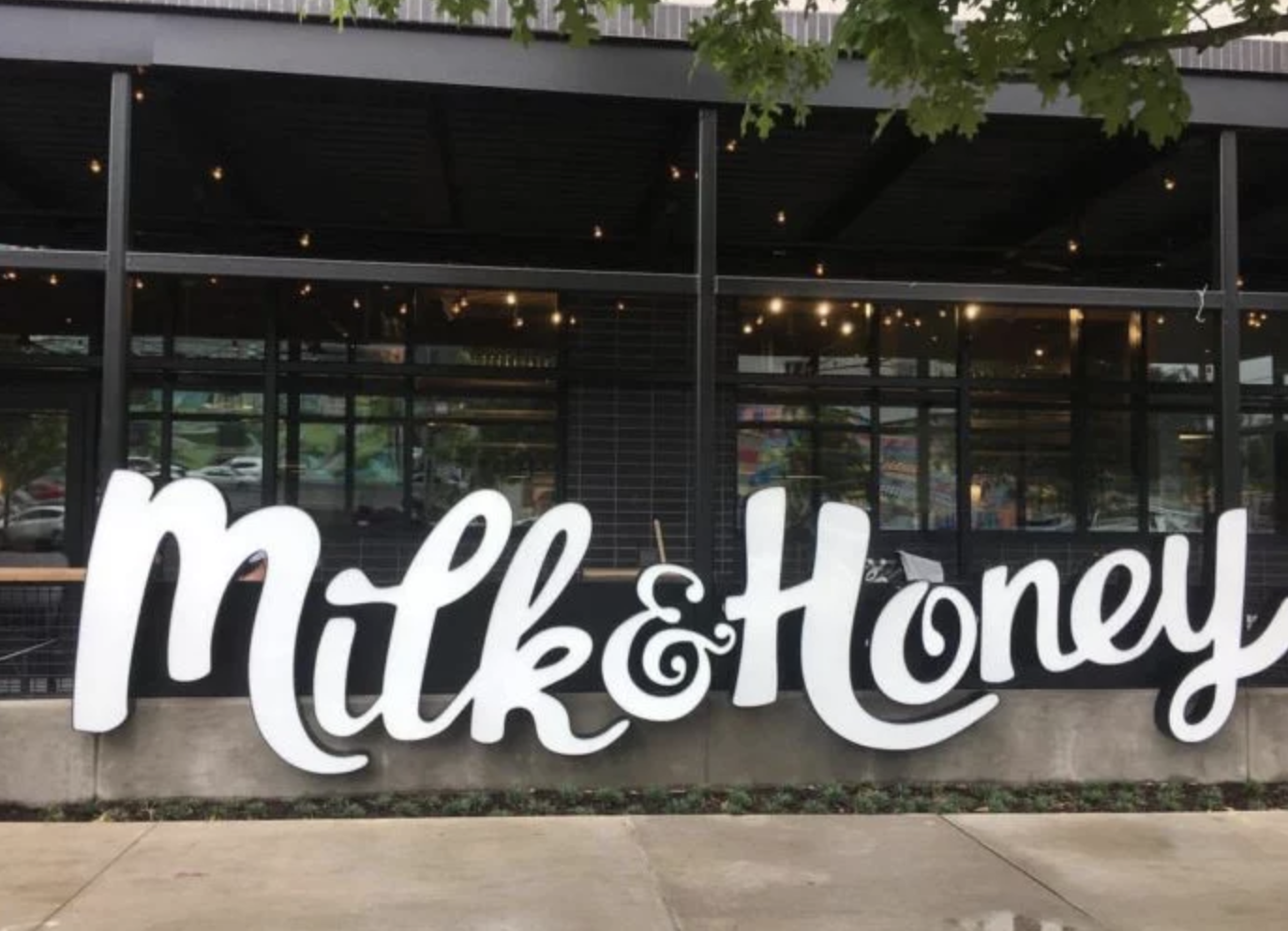 Milk & Honey in The Gulch ( Great for all meals!)