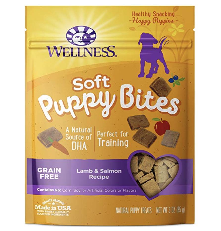 9. Soft Training Bites
